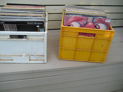 Approx 130 LP  Records. Fair condition only. Suit collector starting out