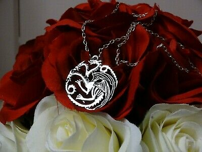 Game of Thrones Targaryen a Song of Ice and Fire Necklace