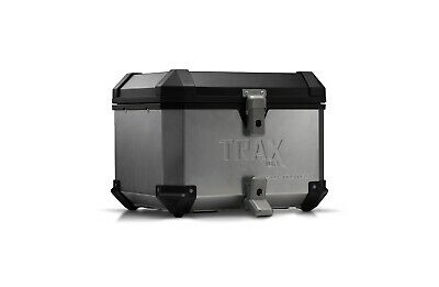 Top-Case Sw-Motech TRAX ION Farbe: Silber Gr: 38L
