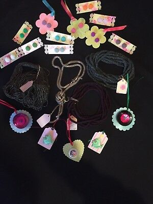 Mixed Lot Of Handmade Jewellery/Costume Jewellery & Vintage Jewellery
