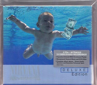 Nirvana - Nevermind (20Th Anniversary 2-Cd Deluxe Edition Digipak) Foo Fighters