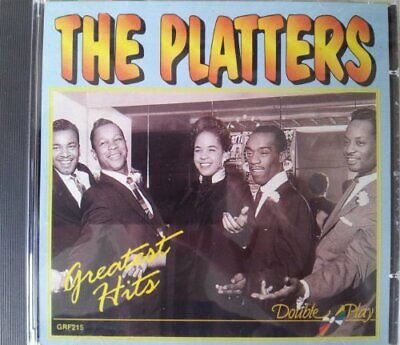 Platters : Greatest Hits CD Value Guaranteed from eBay's biggest seller!