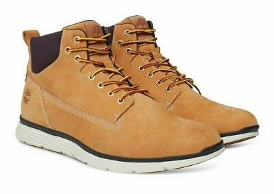 Men's Timberland Casual boots size 8 leather