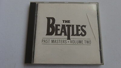 The Beatles °° Past Masters Vol 2 °° CDP7900442 °° Parlophone EMI °° CD °° 1988