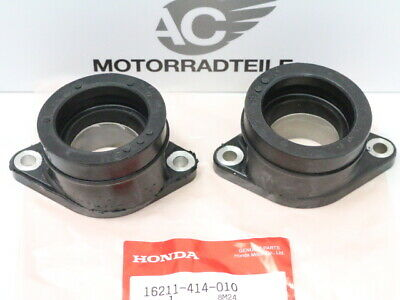 Honda CB 400 A 250 N insulator set carburetor carburator Genuine new