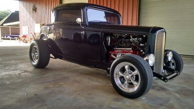 1932 Ford Model A  1932 Ford coupe street rod