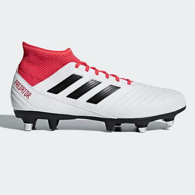 new product 5c778 fb02a adidas Predator 18.3 SG Mens Football Boots UK 6 US 6.5 EUR 39.1 3 REF