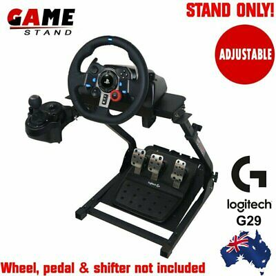 Logitech Racing Simulator Steering Wheel Stand for G27 G29 PS4 G920 T300RS T80 A