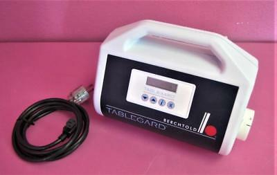 Berchtold Tablegard Pressure Relief Patient Warming OR Mattress Air Pump Supply