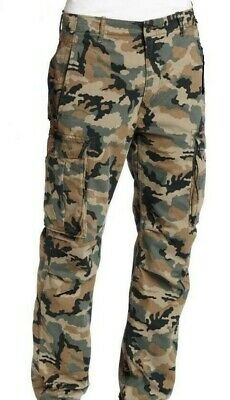 43d81b6a2b Levis Pant Relaxed Fit Cargo I Camouflage Size W38-L32 FREE SHIPPING BRAND  NEW