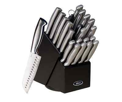 Cutlery Set With Block World Class Kitchen Knife Nice Stainless Steel Sharpening