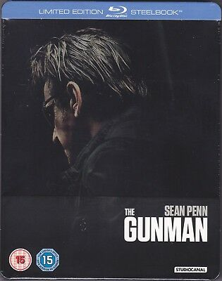 The Gunman - Steelbook (Blu-ray, Limited Edition) A Great Thriller