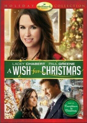 Wish For Christmas (2017, DVD New)