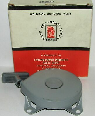 New Tecumseh Lauson Power Products Recoil Starter Assembly Part No. 590420