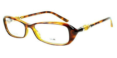 143bed9f6701 GUCCI Women Brown Optical Eyeglasses Frame GG3147 791 52mm New w/ Case ITALY