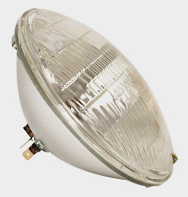 "Replacement 7"" Sealed Beam 12 Volt 60/50W Cafe Chopper NEW!"