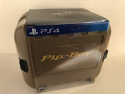Fallout 4 Pip-Boy Edition Sony PlayStation 4 New Sealed PS4 Pipboy Bethesda PS4