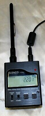 Elenco F-2800 Frequency Counter with AC Adapter