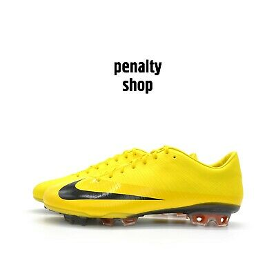 9079a452a Nike Mercurial Vapor Superfly FG 354553-707 Lace Up RARE Limited Edition