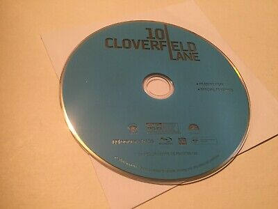 10 Cloverfield Lane  2016   Blu-ray Disc -------------- ONLY --------------