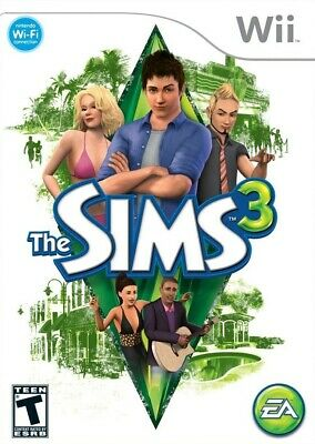 The Sims 3 - Nintendo  Wii Game