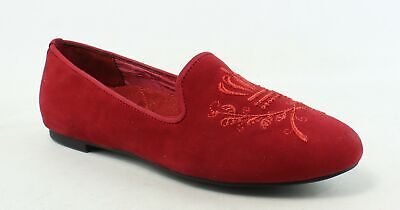fb12413ddeb Vionic Womens Romi Rosso Rosso Loafers Size 7 (213817)