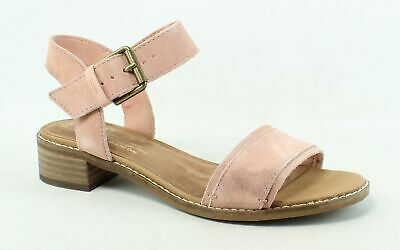 3fc8870e0962 TOMS WOMENS CAMILIA Bloom Suede Sandals Size 5.5 (214841) -  45.99 ...