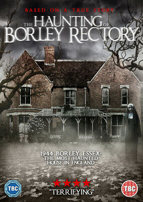 The Haunting of Borley Rectory DVD (2019) Zach Clifford, Smith (DIR) cert 15