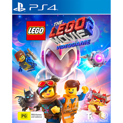 The LEGO Movie 2 Video Game - PlayStation 4 - BRAND NEW