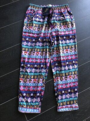 BNWT PETER ALEXANDER Ladies Harry Potter  Pyjamas Pants Size S  RRP$89.95