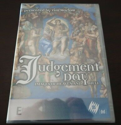 """""""Judgement Day - Images Of Heaven & Hell"""" (DVD, 2006, Region 4) *NEW & SEALED*"""