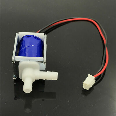Mini Micro Solenoid Valve Electric Closed Water Air DC 12V 0~55 Degree Celsius