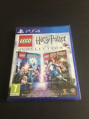 Lego Harry Potter Collection (PS4) BRAND NEW SEALED PLAYSTATION- FREE SHIPPING!!
