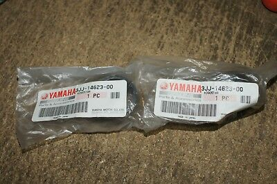Yamaha Xvz1300 Xvz1200 Exhaust Gaskets Front Pipes To Collector Box 3Jj-14623-00