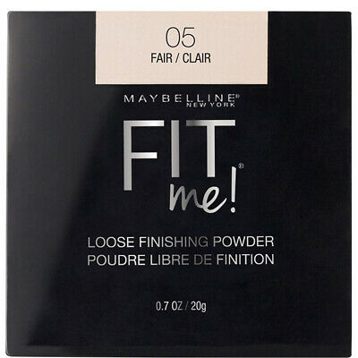 MAYBELLINE - Fit Me Loose Finishing Powder, Fair - 0.7 oz. (20 g)