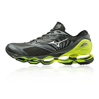 new style 94e7b 65efb MIZUNO MENS WAVE Prophecy 8 Running Shoes Trainers Sneakers Grey Sports