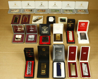 22x Different Vintage Lighters New Old Stock NOT WORKING lot#8015
