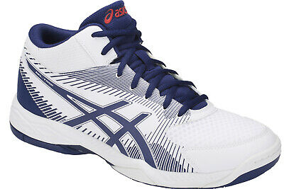 ASICS GEL TASK Mt B703Y 100 Men's For Volleyball & Other Hall Sports New!!!