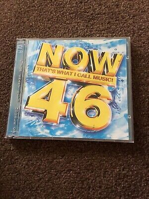 Various Artists : Now Thats What I Call Music! 46 CD