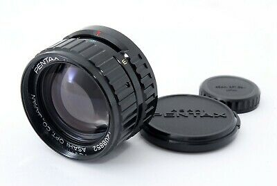 Pentax 110 50mm f/2.8 Prime Lens w/caps from Japan