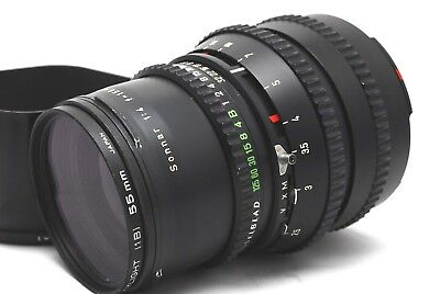 【Exc+++++】 Hasselblad Carl Zeiss Sonnar C T* 150mm f4 Lens from Japan 84