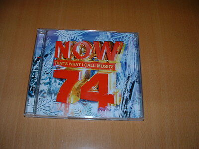 Now That's What I Call Music 74 - Various Artists  (double CD, 2009)