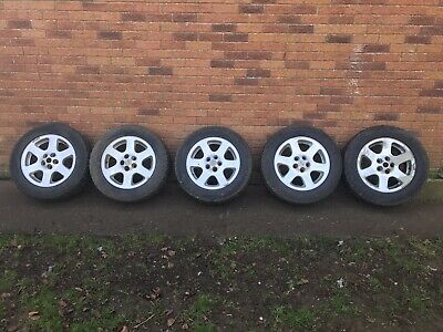 land rover discovery 2 Alloys 255 55 18 General Grabber Tyres