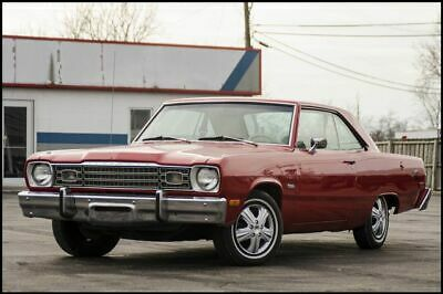1976 SCAMP -- 1976 PLYMOUTH SCAMP  47,603 Miles RED   Manual