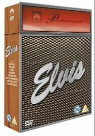 Elvis Jukebox Movie Collection BOX SET (8 MOVIES) NEW AND SEALED