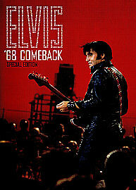 Elvis - '68 Comeback SPECIAL EDITION 2006 DVD NEW & SEALED