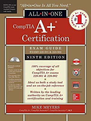 (PDF) CompTIA A+ Certification All-in-One Exam Guide, Ninth Edition