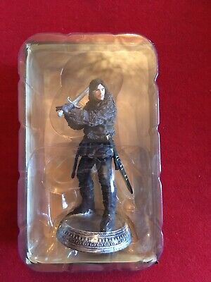 Game Of Thrones Official Collectors Models Jon Snow