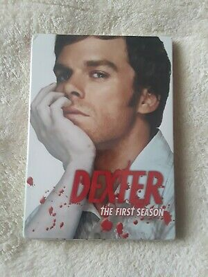 Dexter - The First Season DVD 4-Disc Set (still in plastic)
