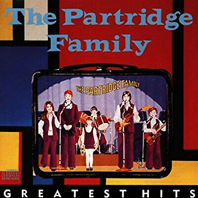 The Partridge Family - Greatest Hits (CD, Arista) Come On Get Happy, Cherish